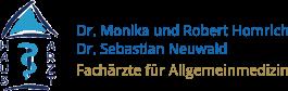 Hausarztpraxis Dr. Monika und Robert Homrich, Sebastian Neuwald Logo